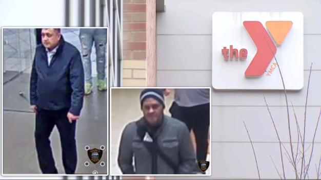 Buscan sospechosos de robos en YMCA de Quincy