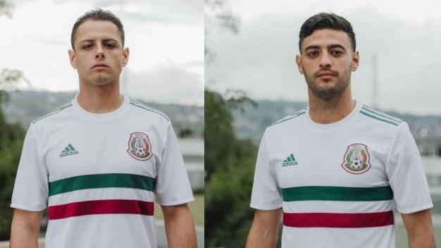 """El """"Tri"""" presenta playera alternativa para el Mundial 2018"""