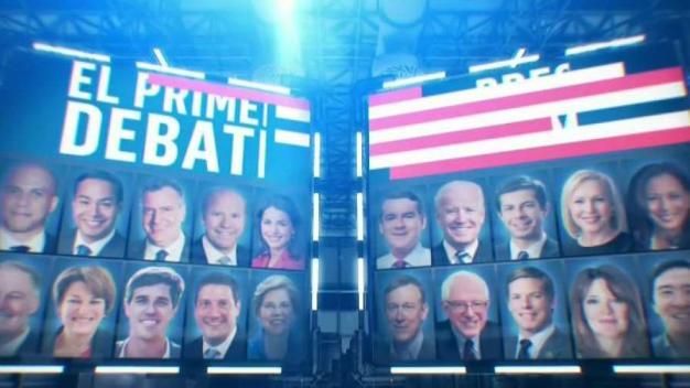 Los ganadores y perdedores del debate demócrata