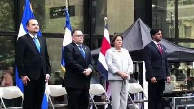 Centroamérica y México conmemoran sus independencias