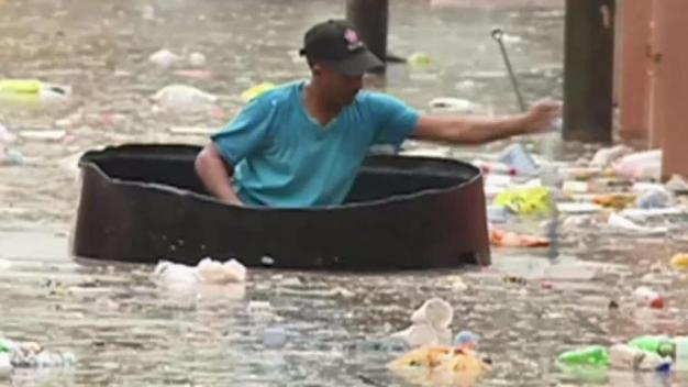 Emergencia en Quisqueya por severas inundaciones