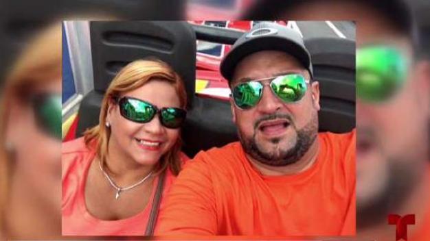 Conmovedora despedida de matrimonio que pereció en la Florida