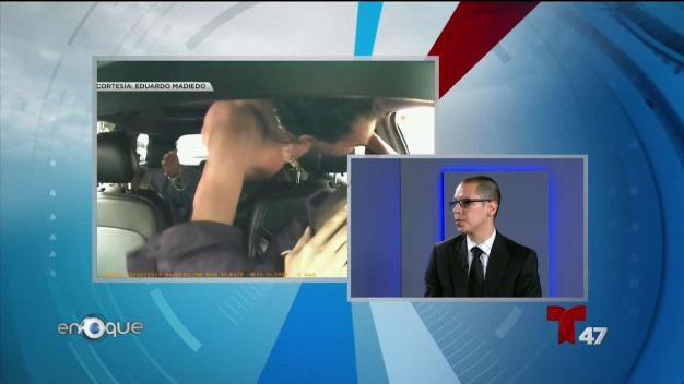 Crudo relato de un taxista que fue víctima de una atroz paliza