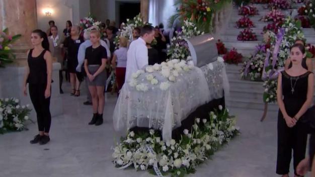 Dan último adiós en Cuba a Alicia Alonso