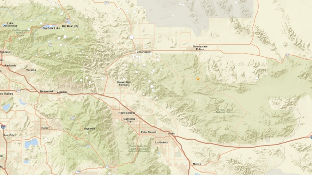 California: sismo estremece zona cerca de Twentynine Palms