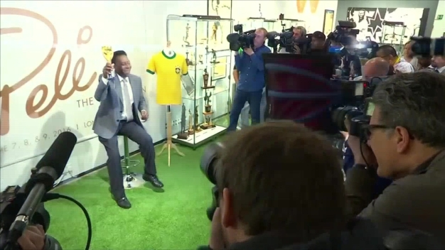 Pelé supuestamente se desmaya