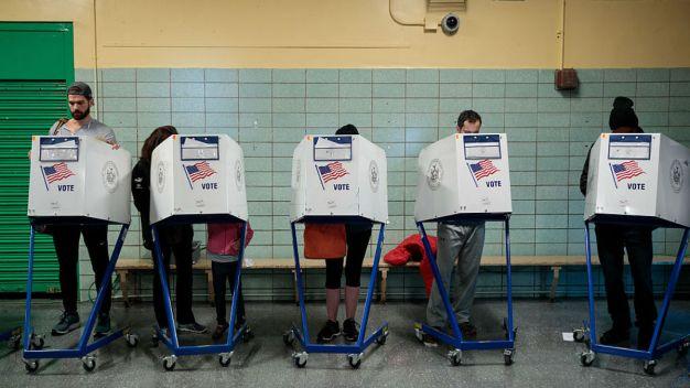 Guía para elecciones 2018: Cómo y dónde votar en NI}