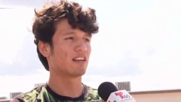 ICE libera a joven que estuvo al borde de la deportación