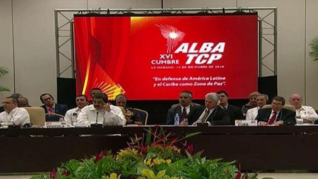 Inauguran en La Habana Cumbre del ALBA