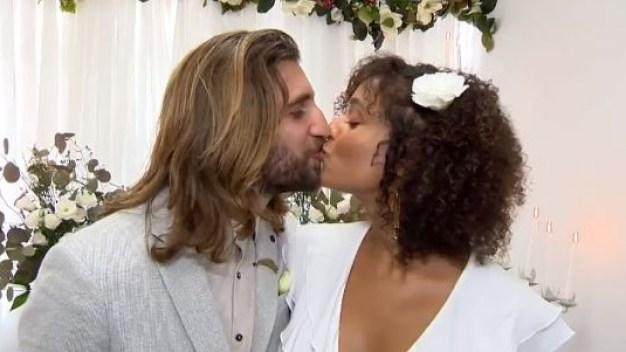 La actriz Jeimy Osorio se casa por lo civil