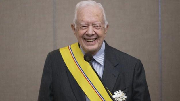 Carter se convierte en el expresidente más longevo