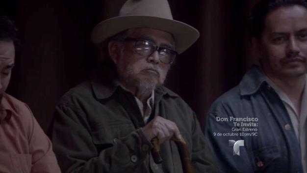 Juan Gabriel se encuentra con Juan Contreras