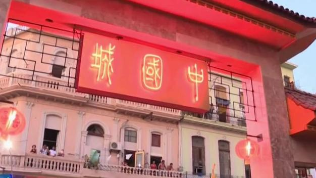 Influencia de la cultura china en la cubanía