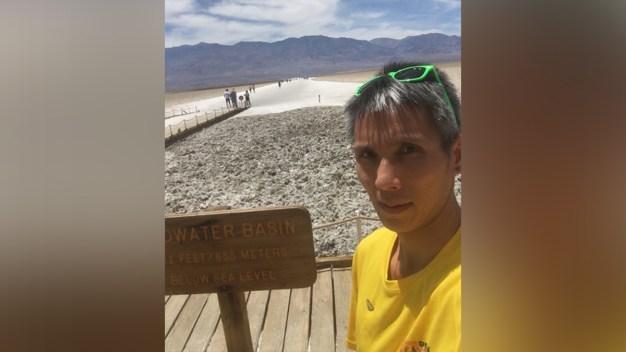 Desaparece hombre de Virginia en montaña de California