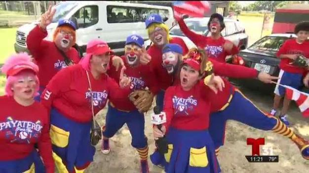 Los Payateros de Puerto Rico visitan Orlando