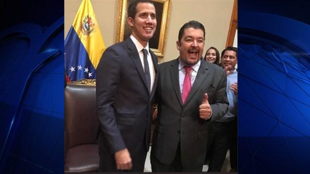 Guaidó exige inmediata liberación de su jefe de despacho