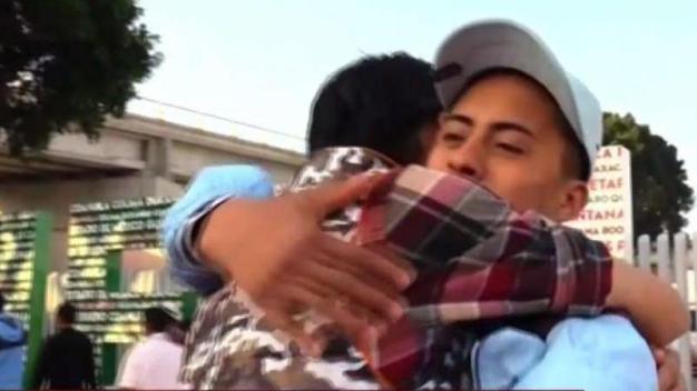 Se presentan en corte migrantes retornados a Tijuana