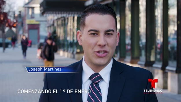 Próximamente: Noticiero Telemundo Washington DC