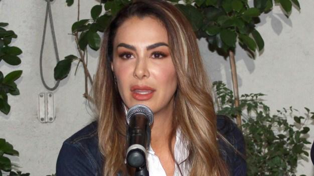 Ninel Conde dice que fue víctima de violencia doméstica