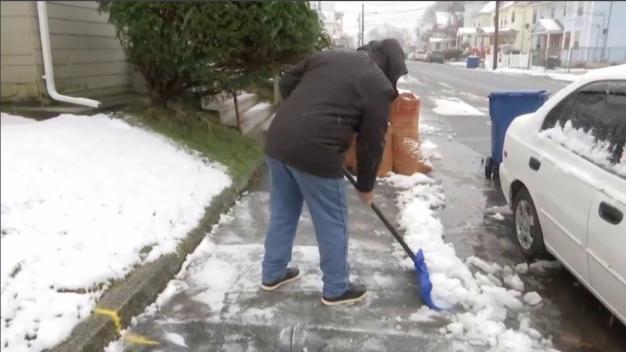 Ciudad de Lawrence lista para enfrentar la nieve