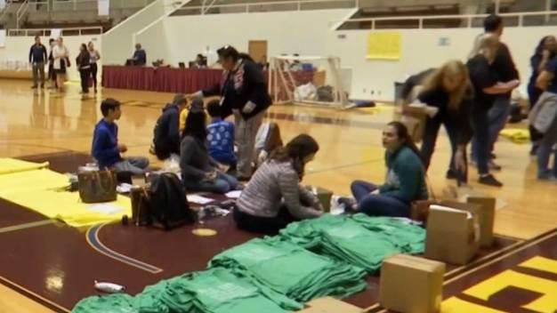 Miles de estudiantes afectados por tornados en el norte de Texas