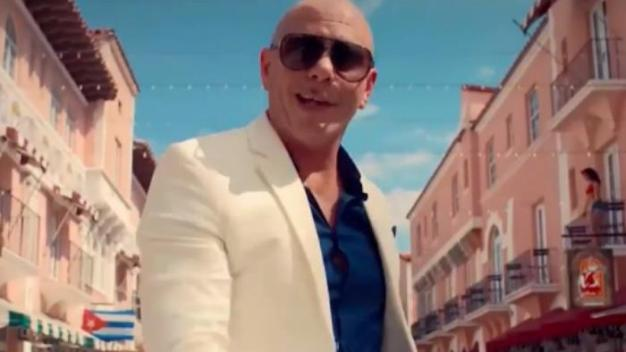 Pitbull se prepara para hablar ante la ONU