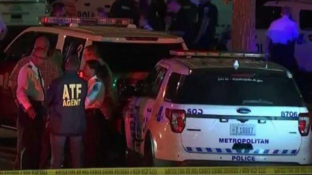 Policía herido y sospechoso muerto tras tiroteo