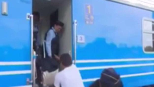 Quejas en Cuba por los nuevos trenes chinos