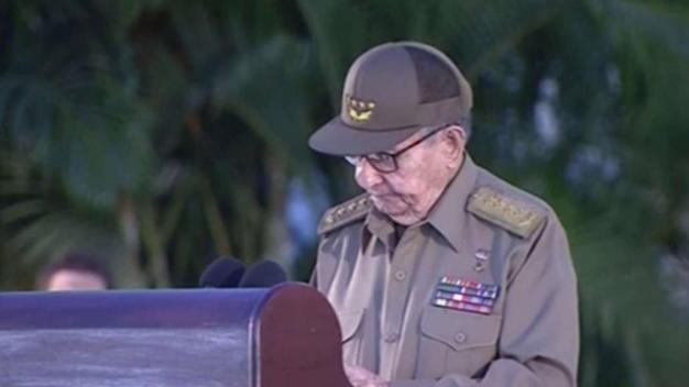 Raúl Castro dice que EEUU manipula la verdad