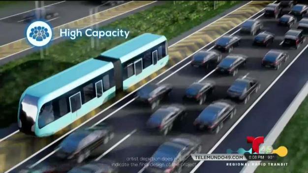 Realizan mejoras al sistema de transporte de Tampa