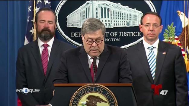 Revelan informe final de Robert Mueller