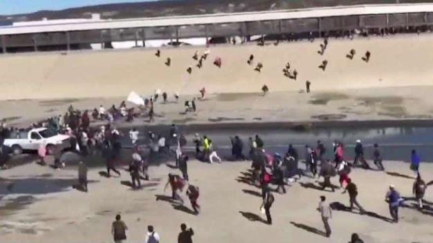 Stuck in Tijuana: narra la vida de migrantes