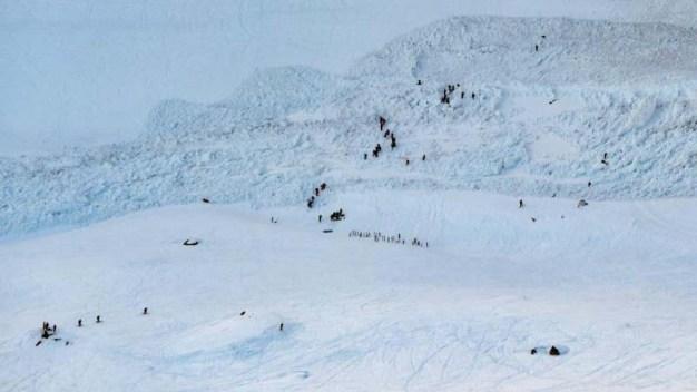 Suiza: al menos 10 desaparecidos tras avalancha