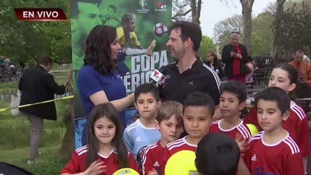 TIEMPO DE GOL: Conoce sobre la Academia Soccer Friends USA