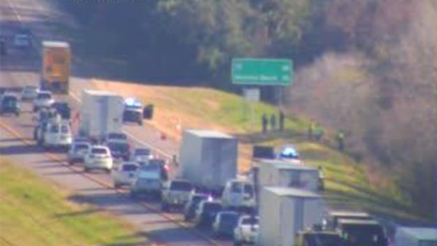 Accidente en I-4 deja un muerto y 4 heridos
