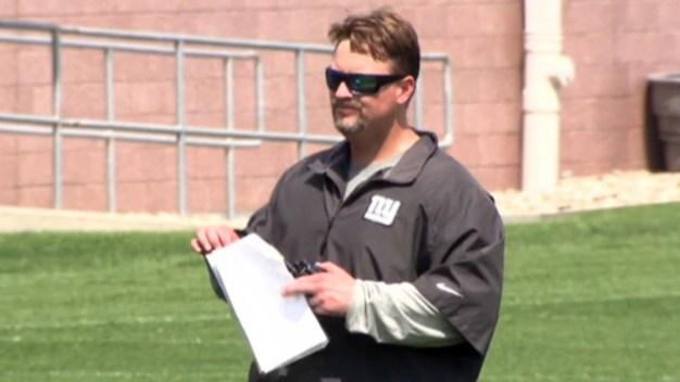 Giants despiden a entrenador Ben McAdoo