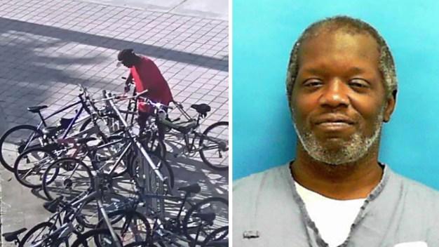 Arrestan a sospechoso de robo de bicicletas en UCF