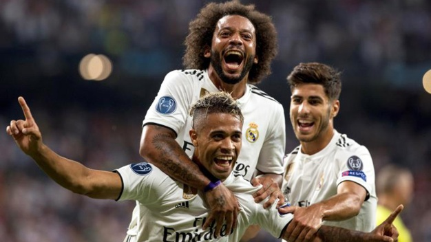"Dominicano honra el #7 del Real Madrid con ""mangú power"""