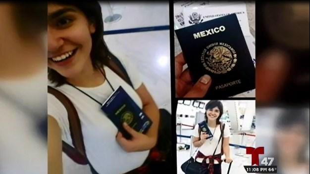Buscan modelo mexicana desaparecida en Brooklyn