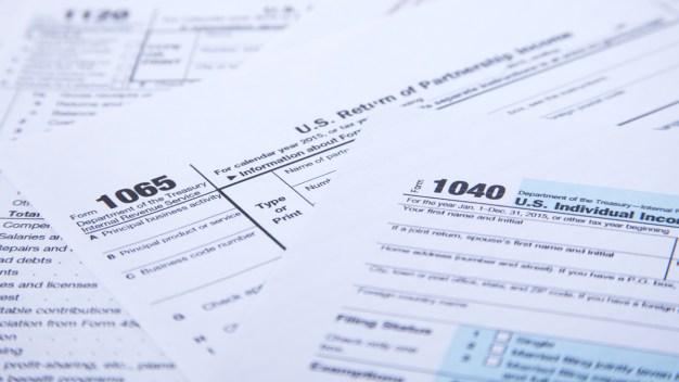 Cómo llenar sus impuestos gratuitamente