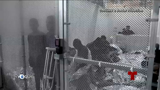 Centros de detención: Candidatos ven la cruda realidad