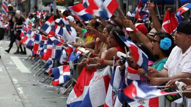 ¡A celebrar se ha dicho en el Desfile Dominicano de NY!