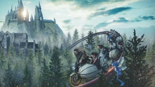 Revelan nueva atracción del mundo mágico de Harry Potter