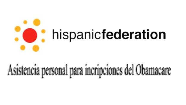 Hispanic Federation te ayuda con inscripción del Obamacare