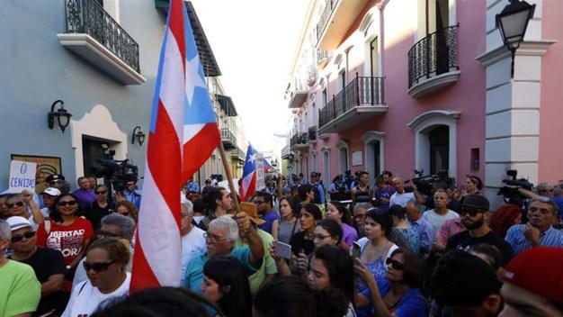 Puerto Rico baja el tono de tradicional festival callejero