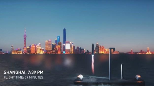 Proponen crear cohetes para viajar el mundo en 1 hora