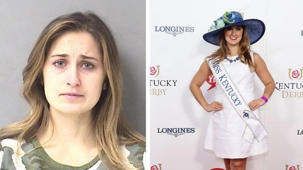 Maestra que fue Miss cae en desgracia por unas fotos