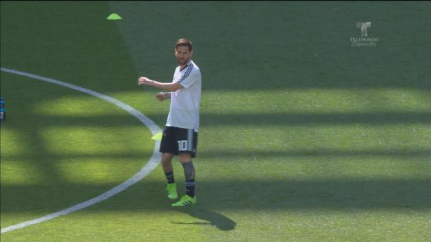 Argentina, obligada a derrotar a Croacia