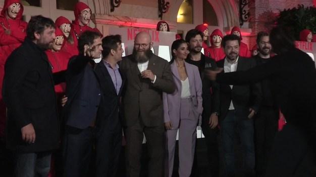 """Tercera temporada de """"La Casa de Papel"""""""