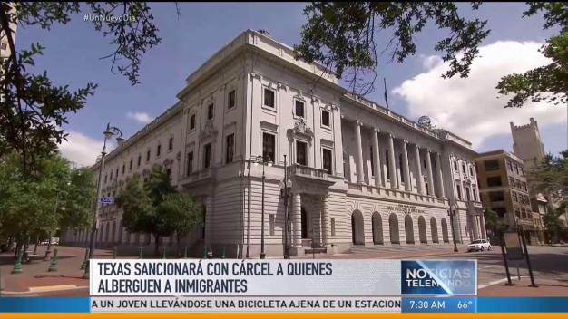 Texas sancionará a quienes oculten a indocumentados